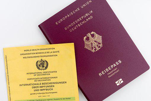 Passport, Germany, German, Travel, News, Covid-19