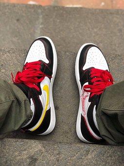 Sneakers, Jordan 1, Nike