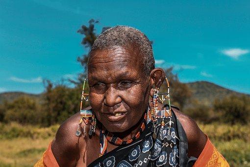 Woman, Elder, Senior, Person, Human, Travel