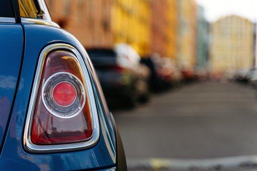 Tail Light, Car, Vehicle, Tail Lamp, Rear, Car Light