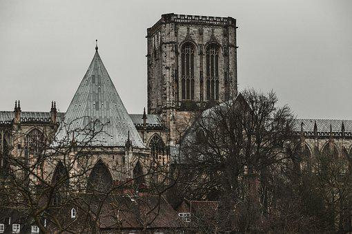 York Minster, Cathedral, Architecture, Gothic, York