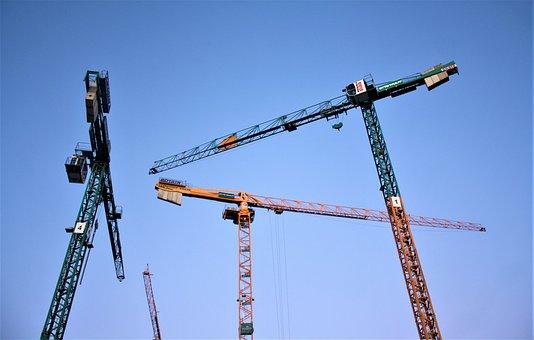 Cranes, Site, Hamburg, Hamburgensien