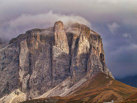 Dolomites, Landscape, Alpine, Mountains, South Tyrol