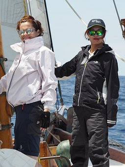 Sailing, Female Sailor, Female Sailors, Female Power