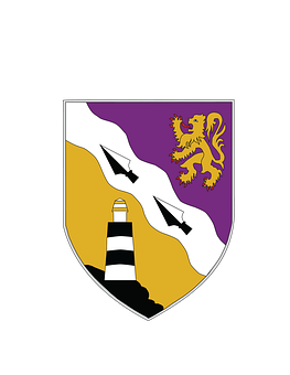 Coat, Arms, Wexford, County, Ireland, Eire, Irish