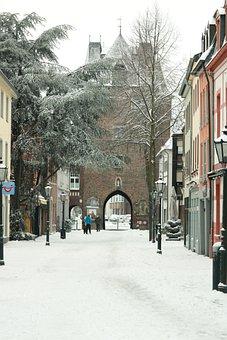 Kempen, Home, Niederrhein, Places Of Interest