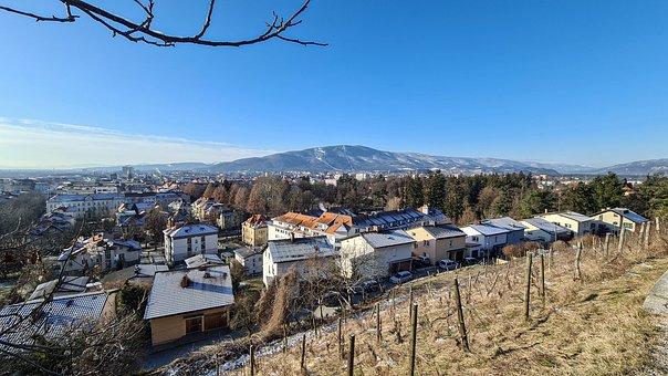 Maribor, Maribor Piramida, Pohorje, Slovenia, Panorama