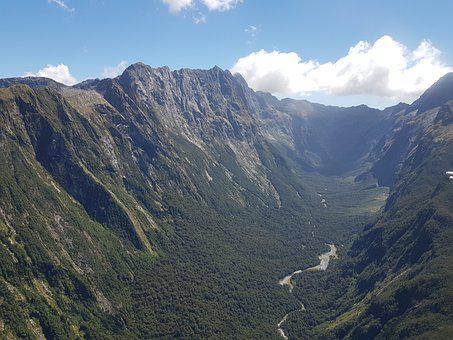 Milford Sounds, Milford, Fiordland, Milford Sound
