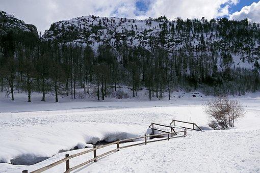 Snow, Nevado, Snowy Landscape, Winter, Nature