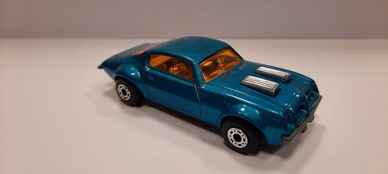 Matchbox, Auto, Retro, Toys, Vehicle, Old, Model