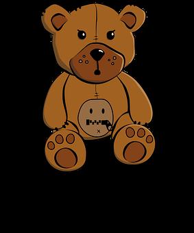 Bear, Teddy, Toy, Plush, Soft, Child, Cute, Baby