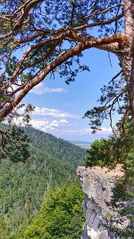 Nature, Slovak Paradise, Tomasov View