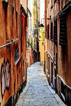 Genoa, Italy, Liguria, City, Architecture, Tourism