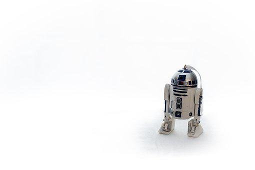 Robot, Droid, Toy, R2d2, Star Wars, Character, Space
