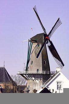 Wind Mill, Altena, Never Thought