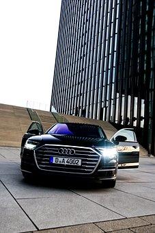 Audi, Auto, Düsseldorf, Automotive, Sports Car, Pkw