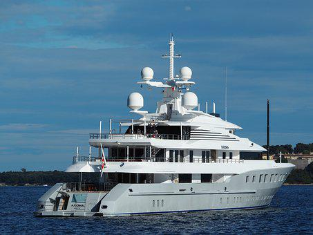 Superyacht, Yacht, Luxury, Boat, Luxurious, Marine
