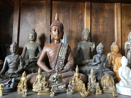 Buddha, Religion, Meditation, Temple