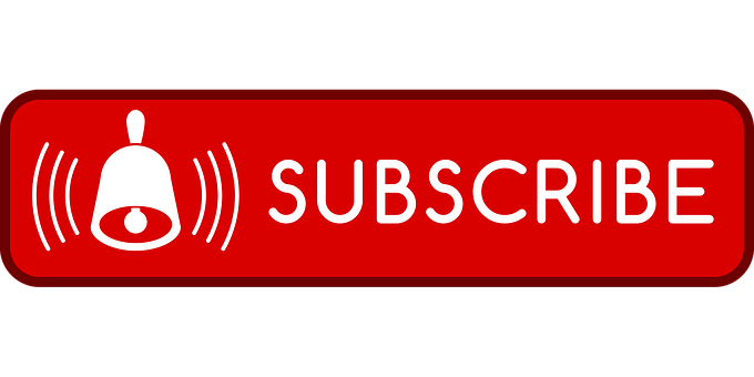 Bell, Subscribe, Button, Social Media, Subscribers