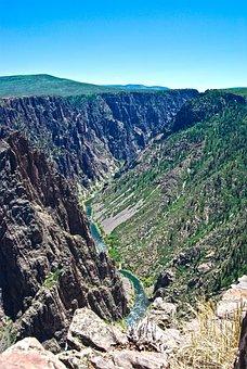Canyon, Ravine, Nature, Landscape, Valley, Gorge