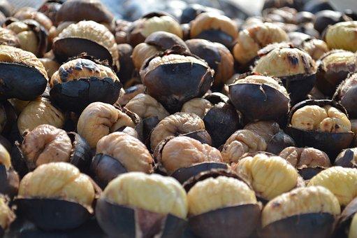 Chestnut, Marron, Nuts