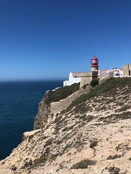Portugal, Atlantic, Cliffs