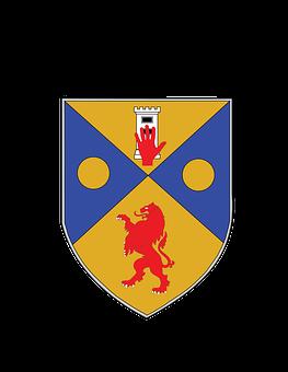 Cavan, County, Coat Of Arms, Irish, Ireland, Ulster