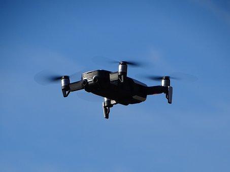 Drone, Flight, Fly, Sky