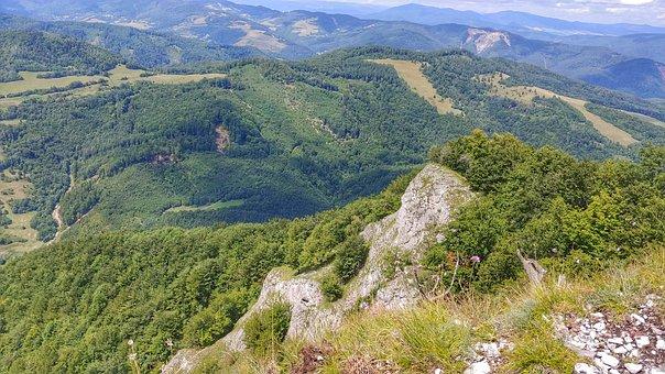 Folkmarská Skala, Volovské Vrchy, Slovak Ore Mountains