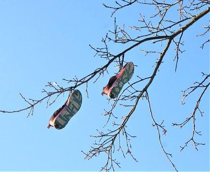 Shoes, Pair, Hamburg, Hamburgensien, Rothenburgsort