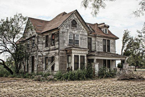 House, Gost, Horror, Haunted