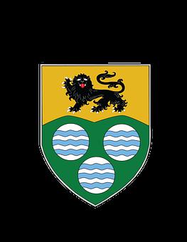 Leitrim, County, Coat Of Arms, Irish, Ireland