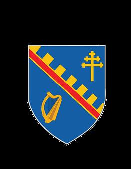 Armagh, County, Coat Of Arms, Irish, Ireland