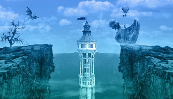 Fantasy, Tower, Kingdom, Enchanted, Mysterious