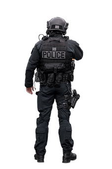 Police, Man, Uniform, Cop, Security, Person, Officer