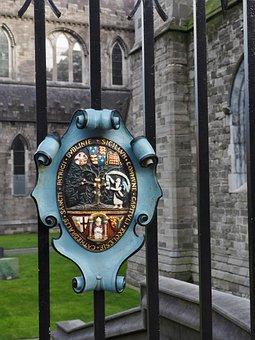 St, Patrick's Cathedral, Dublin, Ireland, Church