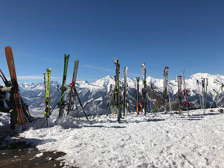 Winter Sports, Snow, Ski
