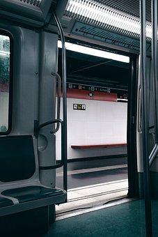 Metro, Subway, Train, Underground, Bus, London, Station