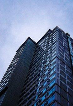 Building, Facade, City, Architecture, Skyscraper