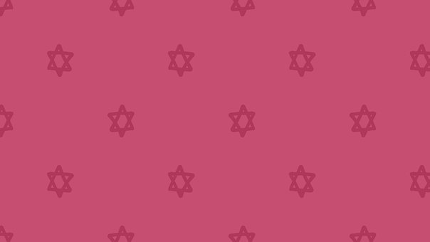 Bat Mitzvah, Star Of David, Magen David, Jewish