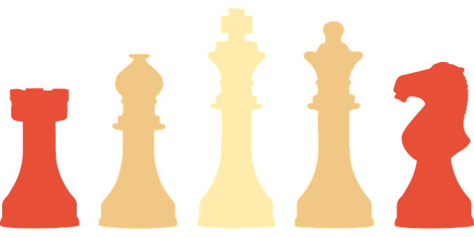Chess, Game, King, Knight, Queen, Challenge