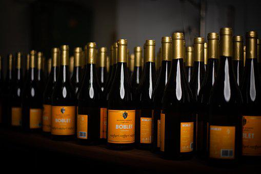 Bottles, Wine, Red Wine, Red, Winery, Drink