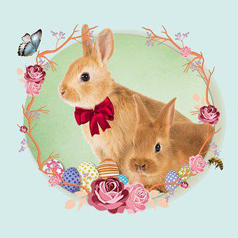 Easter, Easter Days, Easter Decoration, Public Holidays