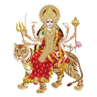 Ambika, Goddess, Hindu, Indian God, God