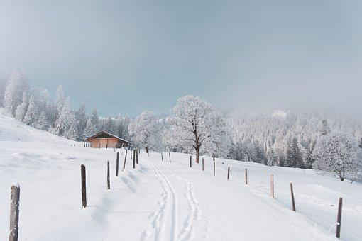 Snow, Winter, Miracle, December, Snow Cover, Mountains