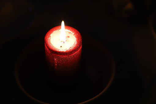 Candle, Flame, Sadness, Light, Meditation, Wax, Mood