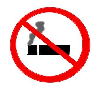 Cigarette, Smoking, Sign, Forbidden, Banned, Ban, Stop