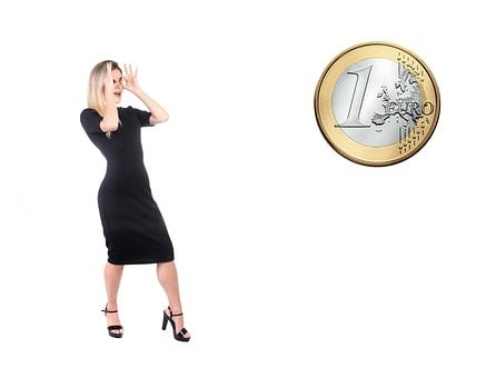 The Euro, Money, Coin, The Investment, The Financial