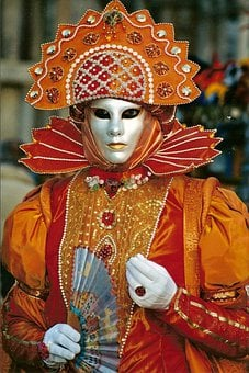 Mask, Carnival, Face, Palace, Art, Cover, Festival