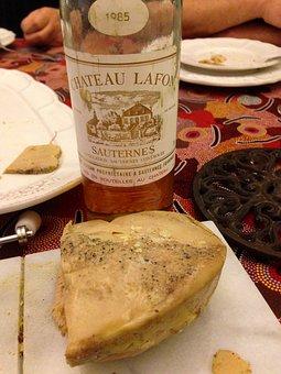 Bordeaux, Wine, Sauternes, Fatty Liver, Duck, Bottle